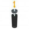 Carte de France des duretés d'eau par OPUR